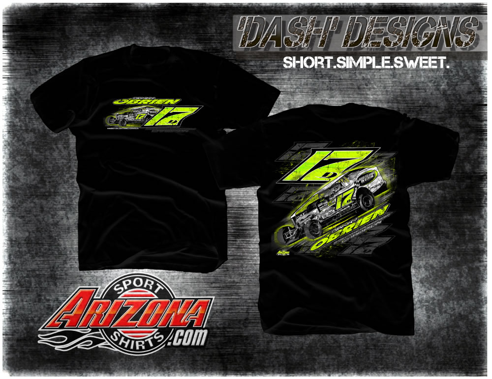 dash design - Racing T Shirt Design Ideas